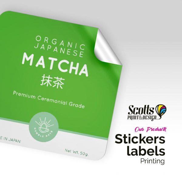 Stickers 1 min